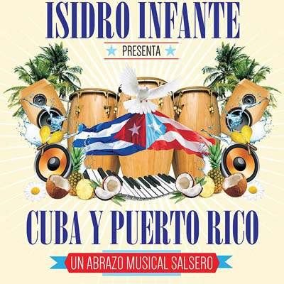 DÉJENME SOÑAR - CUBA Y PUERTO RICO: UN ABRAZO MUSICAL SALSERO