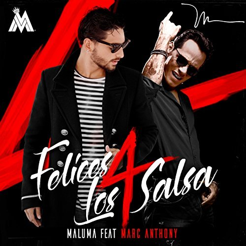 FELICES LOS 4 (SALSA VERSION) - FELICES LOS 4 (SALSA VERSION) – SINGLE