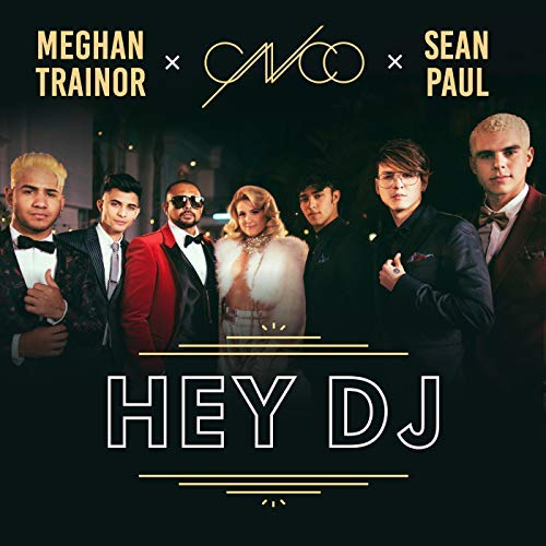 HEY DJ (REMIX) - HEY DJ (REMIX) - SINGLE