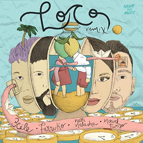 LOCO REMIX - LOCO REMIX - SINGLE