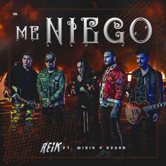ME NIEGO - ME NIEGO – SINGLE