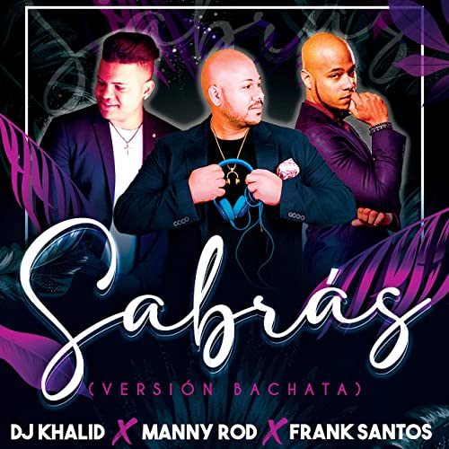 SABRAS (BACHATA VERSION) - SABRAS (BACHATA VERSION) - SINGLE