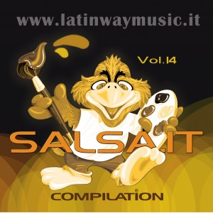 OTRO DIA DE AMOR - SALSA.IT COMPLIATION VOL. 14