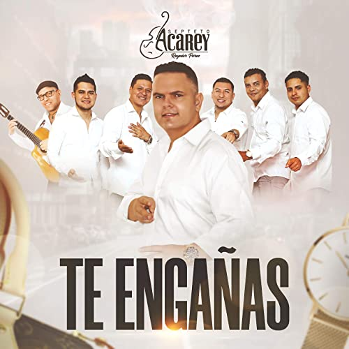 TE ENGAÑAS - TE ENGAÑAS - SINGLE