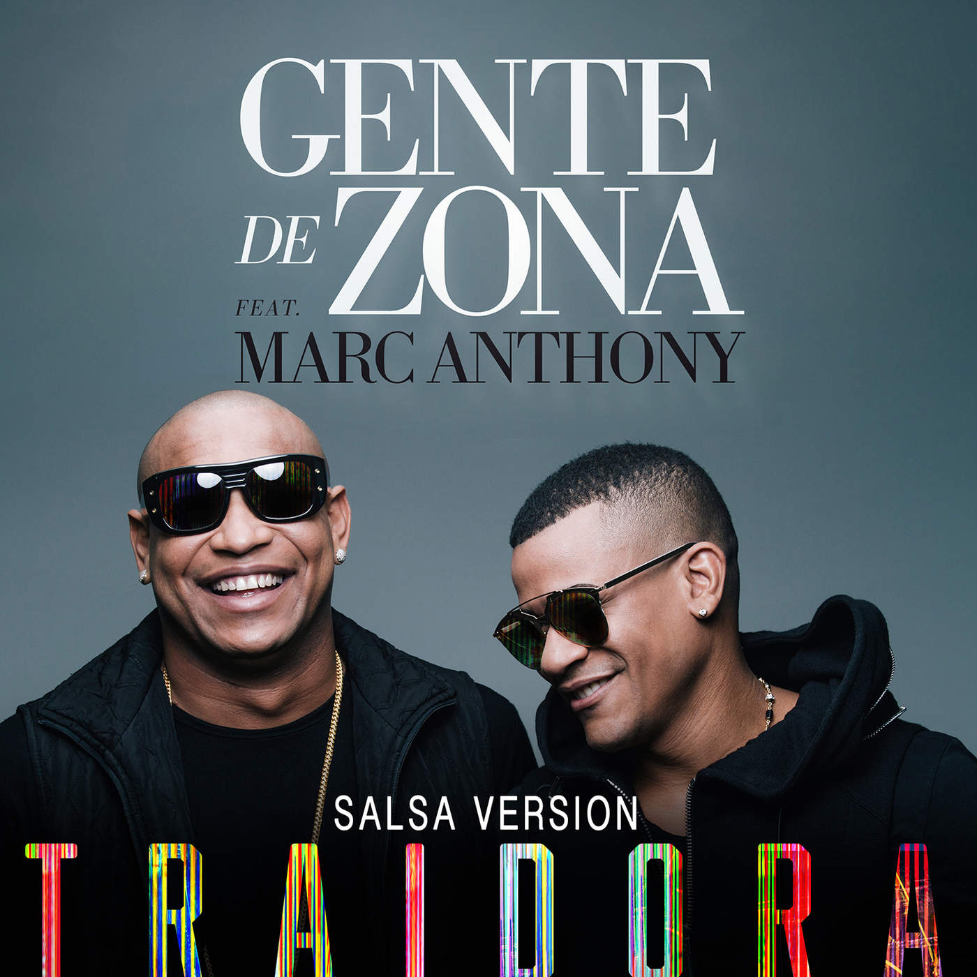 TRAIDORA (SALSA VERSION) - TRAIDORA (SALSA VERSION) – SINGLE
