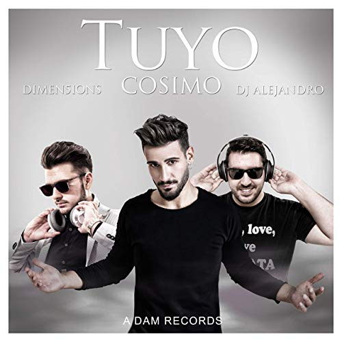 TUYO (BACHATA VERSION) - TUYO - SINGLE