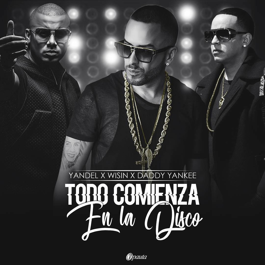 TODO COMIENZA EN LA DISCO - VICTORY