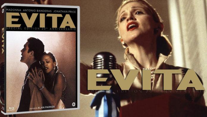 Evita - The Movie