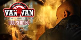 Los Van Van - Todo se Acabo