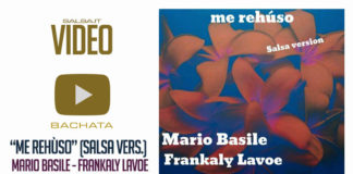 Mario Basile Frankely Lavoe. Valdez - Me Rehuso