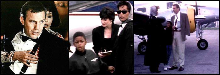The Bodyguard, 1992