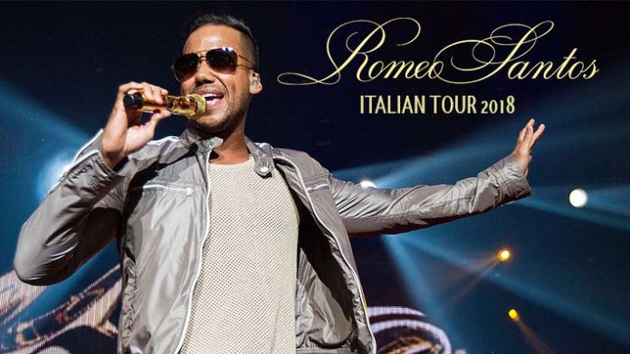 Romeo Italian Tour 2018