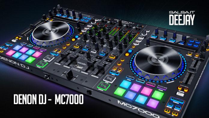 Denon DJ - MC7000