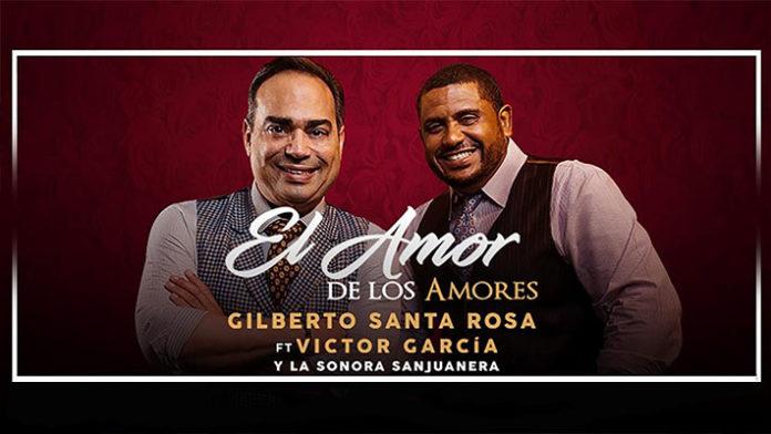 Gilberto Santarosa - El Amor de Los Amores