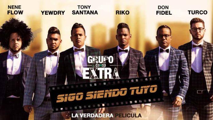 Grupo Extra - Sigo Siendo Tuyo