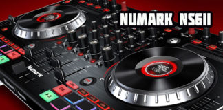 Numark NS6II - Controller Stand-Alone
