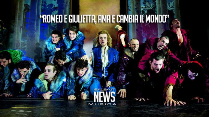 Romeo e Giulietta, Ama e Cambia il Mondo - Musical