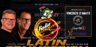 latin connection 22 Febbraio 2018