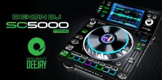 DENON DJ SC5000 PRIME - Salsa.it DeeJay Pro