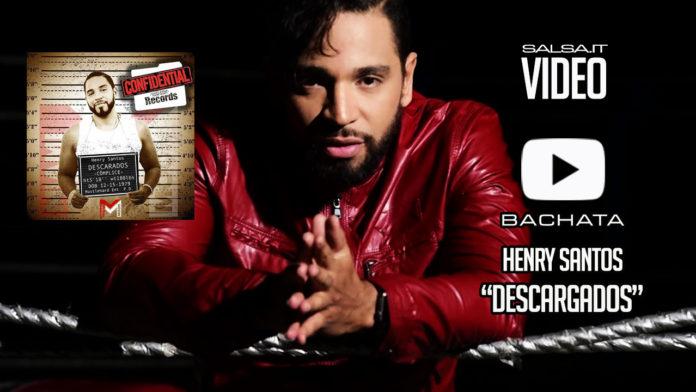 Henry Santos - Descargado (2018 Bachata Official Video)