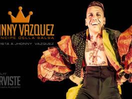 Johnny Vazquez - Intervista al Principe della salsa