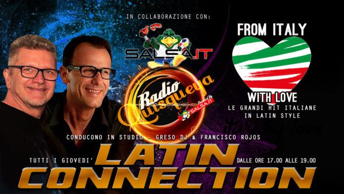 Latin Connection - Italian Style (On Air 29 Marzo 2018)