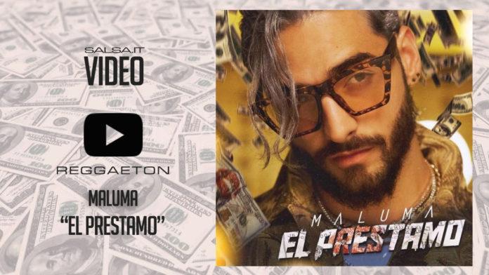 Maluma - El Prestamo (2018 reggaeton official video)