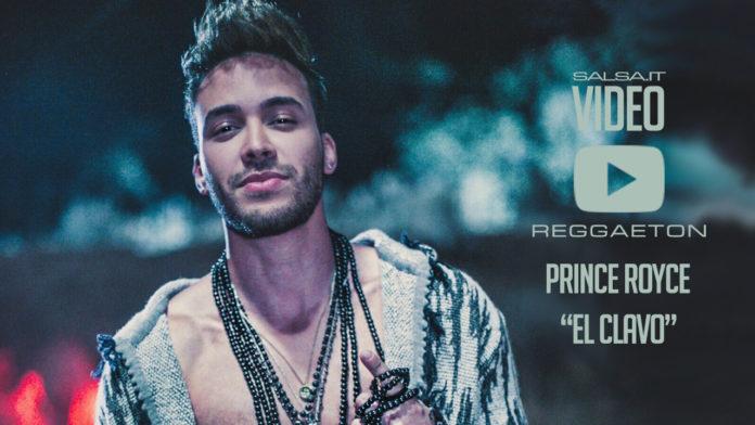 Prince Royce - El Clavo (2018 Reggaeton Video)