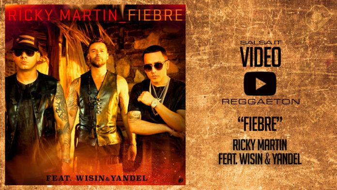 Ricky Martin Feat Wisin y Yandel - Fiebre (2018 Reggaeton Video Official)
