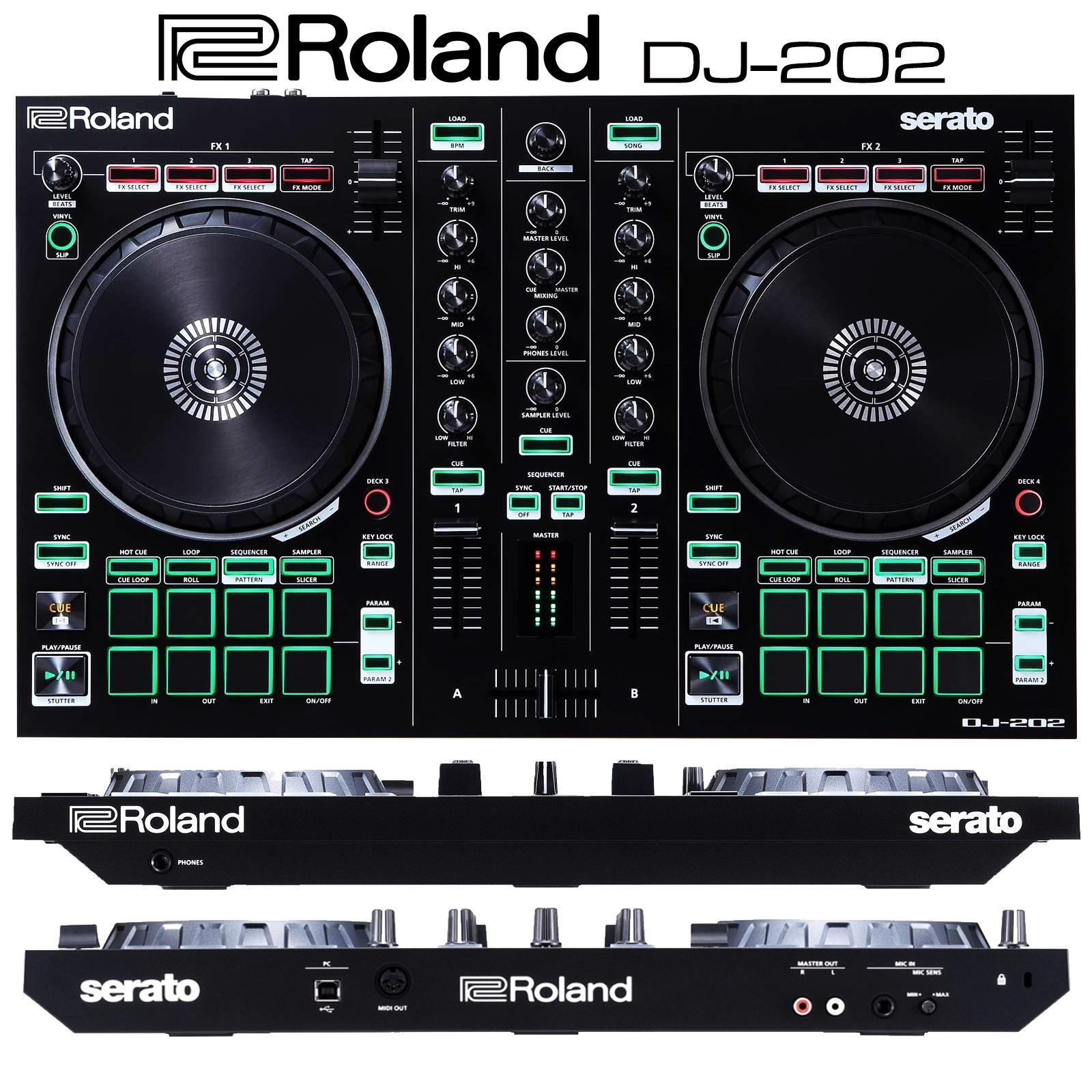 Roland DJ 202 - Salsa.it DeeJay 2