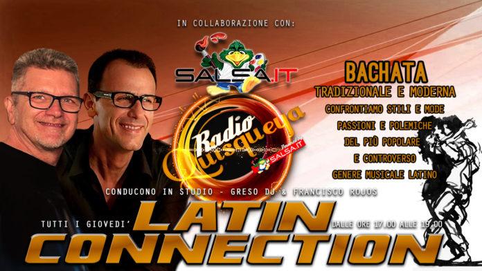 Latin Connection 01 Marzo 2018
