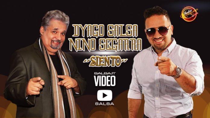 Dyago Salsa y Nino Segarra - Siento (2018 Salsa Official Video)