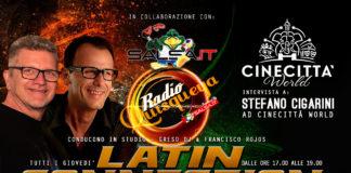 Latin Connection - 05 Aprile 2018 (Radio Quisqueya)