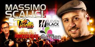 Massimo Scalici Live - Vuelta - Graden - Eleven Black