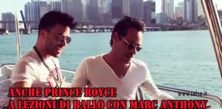 Prince Royce e Marc Anthony - Dance
