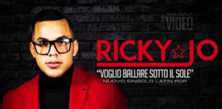 Ricky Jo - Voglio Ballare Sotto il Sole (2018 Video Latin Pop)