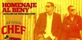 Gente de Zona - Omenaje al Beny (2018 urban music new lyric video)