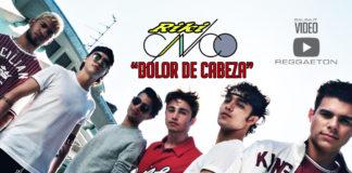 Riki ft. CNCO - Dolor de Cabeza (2018 reggaeton official video)