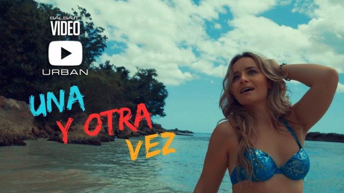 Vicky Corbacho - Una y Otra Vez (2018 reggaeton official video)