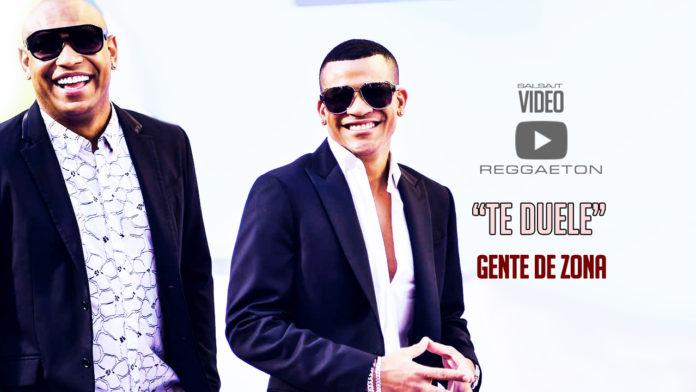 Gente De Zona - Te Duele (2018 Reggaeton Video Official)