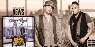 Grupo Rush - No Me Importa (2018 Bachata)
