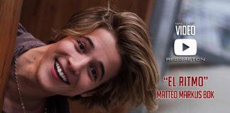 Matteo Markus Bok - El Ritmo (2018 Reggaeton lyric video)