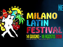 Milano Latin festival 2018