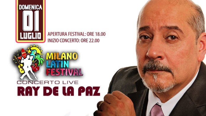 Rey De La Paz - Concerto Milano 2018