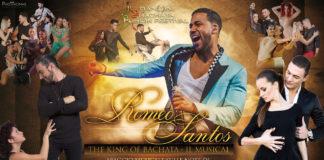 Romeo Santos - The King of Bachata - Il Musical
