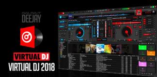 Virtual DJ 2018 (Salsa.it Strumenti DeeJay)