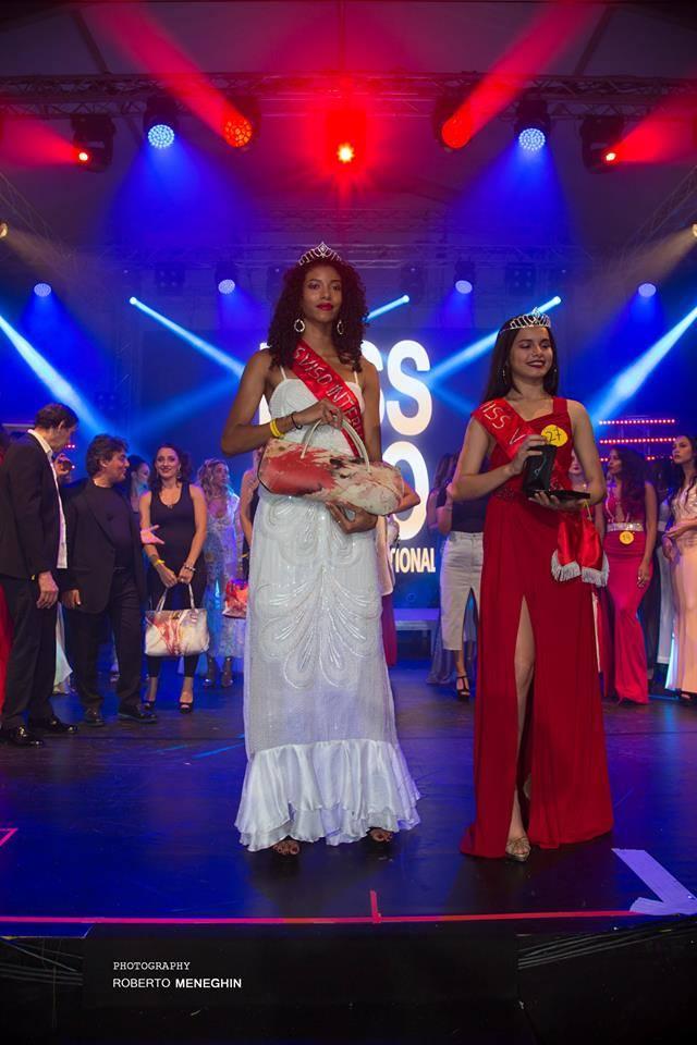 Miss Viso Latino e International - Milano Latin Festival 2018