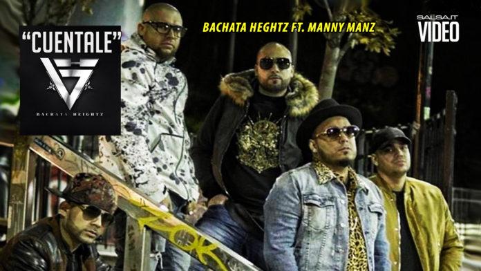 Bchata Heghtz Ft. Manny Manz - Cuentale
