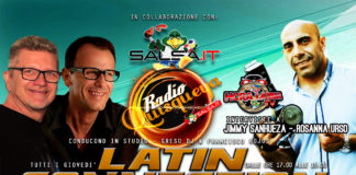 Latin Connection - 12 Luglio 2018 Jimmy
