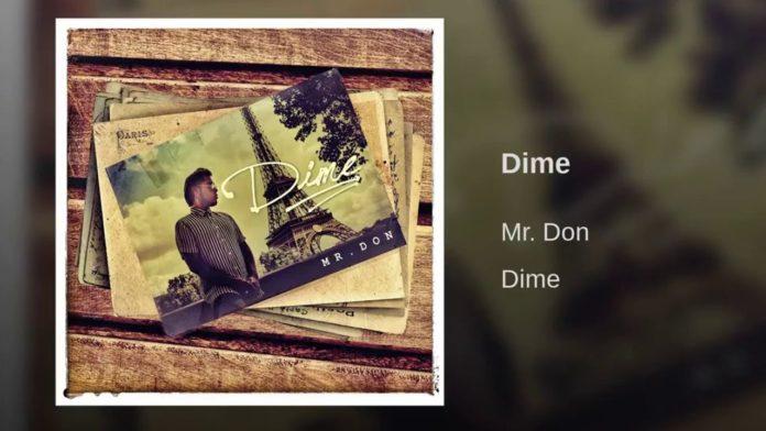 Mr.Don - Dime